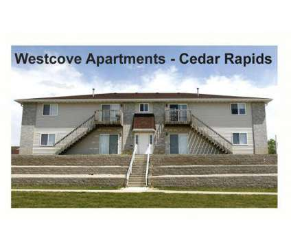 1 Bed - High Property Management at 1100 Old Marion Road Ne in Cedar Rapids IA is a Apartment