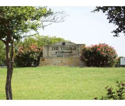 1 Bed - Village at Collinwood an After 55 Community at 1001 Collinwood West Dr in Austin TX is a Apartment