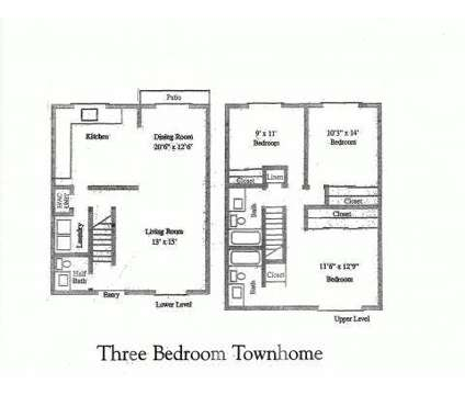 3 Beds - The Brittany at 706 Huffman Mill Rd in Burlington NC is a Apartment