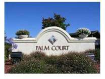 1 Bed - Palm Court Apartments