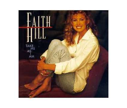 Faith Hill - Take Me As I Am is a CDs for Sale in Thousand Oaks CA