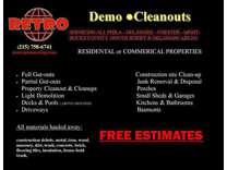 Demolition & Cleanout Services