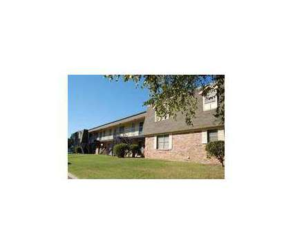 1 Bed - Camelot Townhouses & Apartments at 4001 Old Warren Rd in Pine Bluff AR is a Apartment
