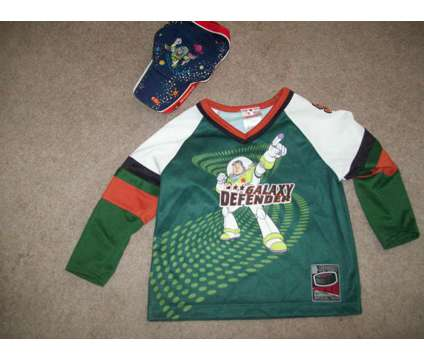 Galaxy Defender Buzz Lightyear Shirt is a Used Kid's Clothes for Sale in Allentown PA