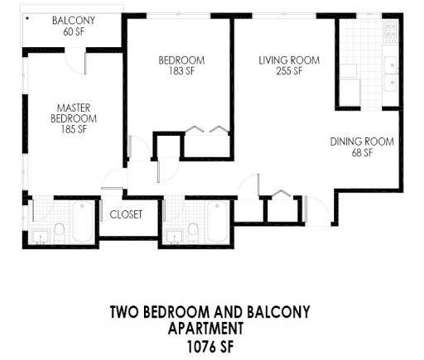 2 Beds - Chillum Terrace Apts at 621-631 Sheridan St in Hyattsville MD is a Apartment