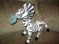 Madagascar3's Marty the Zebra