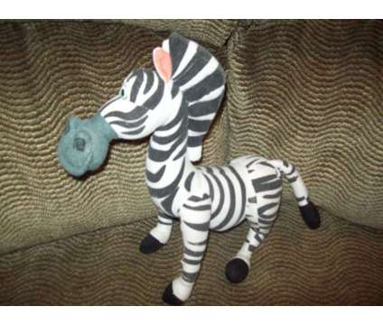 Madagascar3's Marty the Zebra is a Everything Else for Sale in Wescosville PA