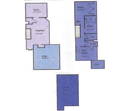 3 Beds - Markey Meadow Townhouses at 414 Markey Terrace in Belton MO is a Apartment