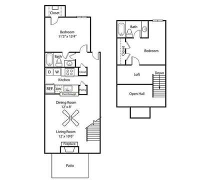 2 Beds - Country Squire at 8056 Country Squire Ln in Cordova TN is a Apartment