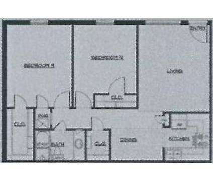 2 Beds - Zollie Scales Manor at 4001 Corder in Houston TX is a Apartment