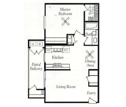 1 Bed - BigHorn at Black Mountain at 231 W Horizon Ridge Parkway in Henderson NV is a Apartment