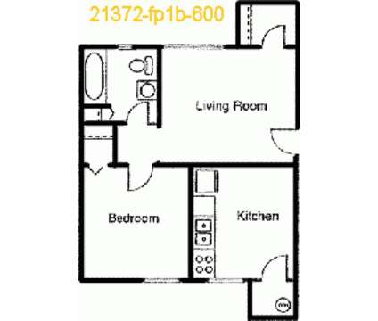 1 Bed - Arbors at Berkeley at 743 Holmes St N.w in Atlanta GA is a Apartment