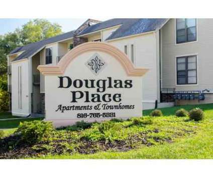 1 Bed - Douglas Place Apartments and Townhomes at 13900 Grandboro Ln in Grandview MO is a Apartment