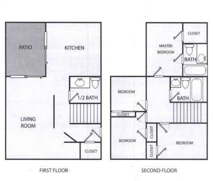 4 Beds - Douglas Place Apartments and Townhomes at 13900 Grandboro Ln in Grandview MO is a Apartment
