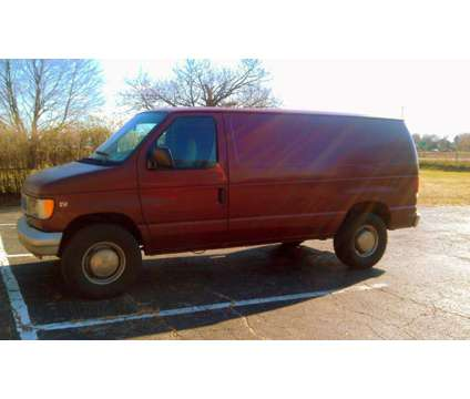 Super duty Cargo van $1900. PRICED TO SELL is a 1999 Ford Truck in Spring Green WI