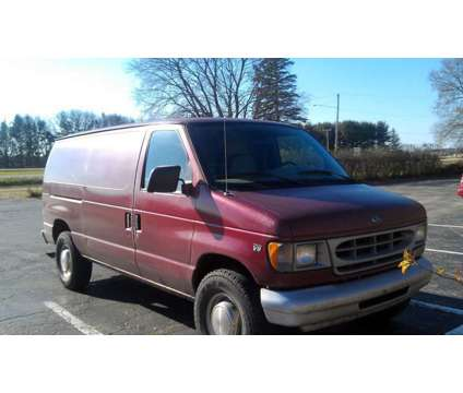 Super duty Cargo van $1200. PRICED TO SELL is a 1999 Ford Truck in Spring Green WI