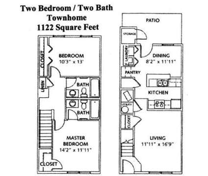 2 Beds - Stonehedge at 1707 Meadowlark Ct in Kansas City KS is a Apartment