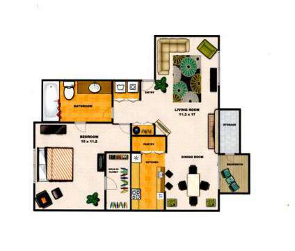 1 Bed - Westridge Apartments at 2997 Crosby Boulevard Sw in Olympia WA is a Apartment