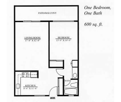 1 Bed - Fremont Arms at 37811 Fremont Boulevard in Fremont CA is a Apartment