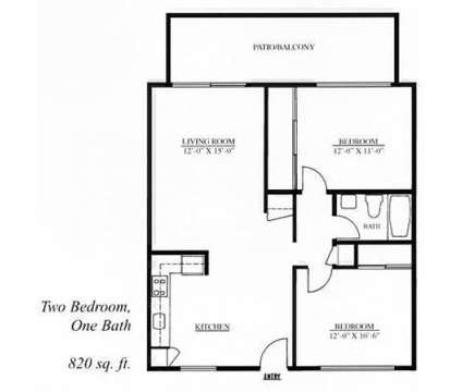 2 Beds - Fremont Arms at 37811 Fremont Boulevard in Fremont CA is a Apartment