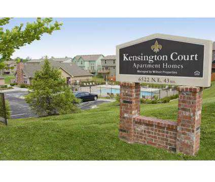 1 Bed - Kensington Court/Kensington Villas at 6522 Ne 43rd Terrace in Kansas City MO is a Apartment