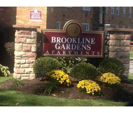1 Bed - Brookline Gardens at 1348 Brookline Rd #a101 in Cleveland Heights OH is a Apartment