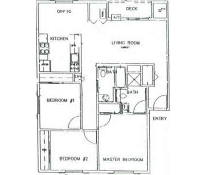 3 Beds - Summit Creek at 1960 S Chelton Road in Colorado Springs CO is a Apartment
