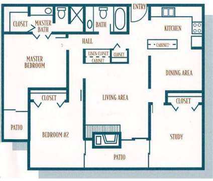 3 Beds - Arioso at Northeast Heights at 7303 Montgomery Boulevard Ne in Albuquerque NM is a Apartment
