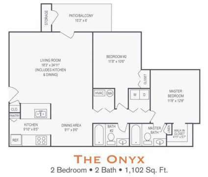2 Beds - Stone Ridge at 5100 Conser St in Overland Park KS is a Apartment
