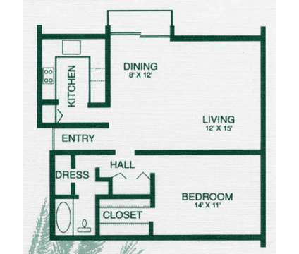 1 Bed - The Palms at Brandon at 721 N Kingstowne Cir in Brandon FL is a Apartment