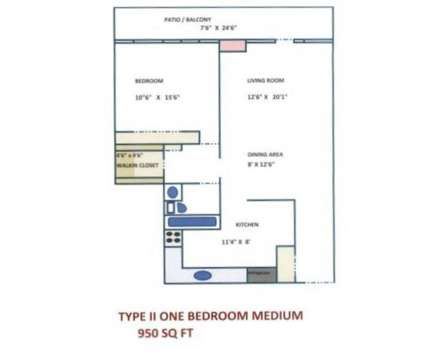 1 Bed - Fairway Tower & Manor Apartments at 750 Mull Ave in Akron OH is a Apartment