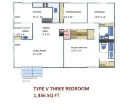 3 Beds - Fairway Tower & Manor Apartments at 750 Mull Ave in Akron OH is a Apartment