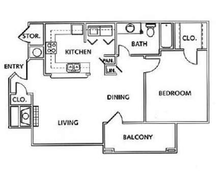1 Bed - The Reserve at Lenexa at 9101 Renner Boulevard in Lenexa KS is a Apartment