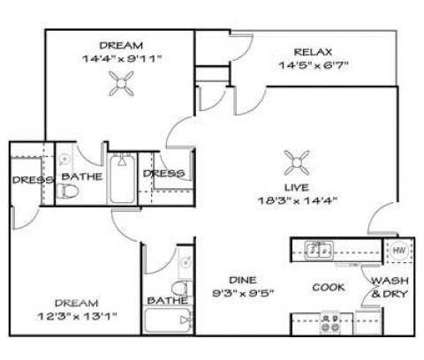 2 Beds - Anatole on MacArthur at 6001 Sw 12th St in Oklahoma City OK is a Apartment