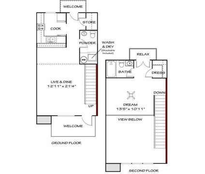 1 Bed - The Providence Place at 6001 Sw 12th St in Oklahoma City OK is a Apartment