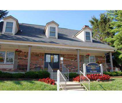 1 Bed - Meridian Lakes Apartments at 7344 Meridian Hills Ct in Indianapolis IN is a Apartment