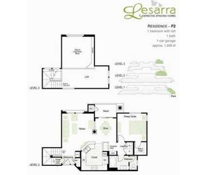 1 Bed - Lesarra Luxury Homes at 2230 Valley View Parkway in El Dorado Hills CA is a Apartment