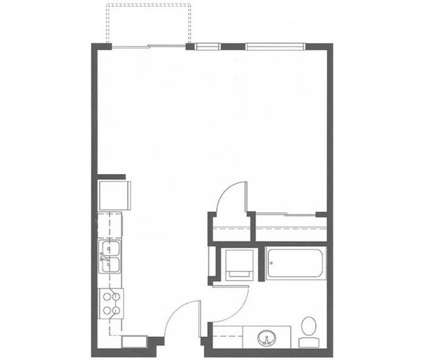 Studio - Affinity at Southridge - 55+ Community at 5207 W Hildebrand Boulevard in Kennewick WA is a Apartment