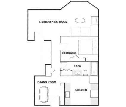 1 Bed - The Washington at 6154 S Rhodes in Chicago IL is a Apartment