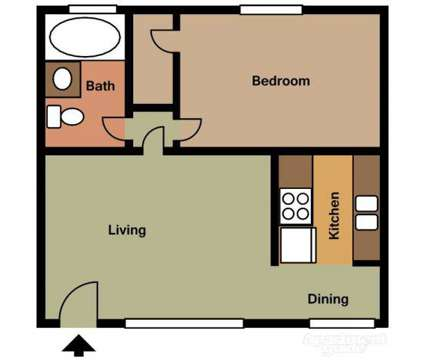 1 Bed - Palm Gate at 10800 Wright Rd in South Gate CA is a Apartment