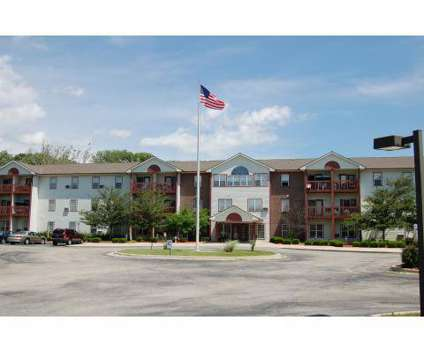 1 Bed - Churchman Woods Senior Apartments at 5350 Churchman Avenue in Indianapolis IN is a Apartment