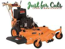 Just for Cuts Lawn Maintenance