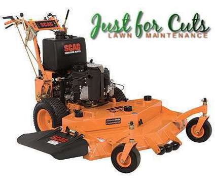 Just for Cuts Lawn Maintenance is a Lawn Care & Gardening service in Dunnellon FL