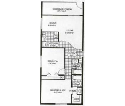 2 Beds - Coral Waters at 7231 Maida Ln Apartment #3c in Fort Myers FL is a Apartment