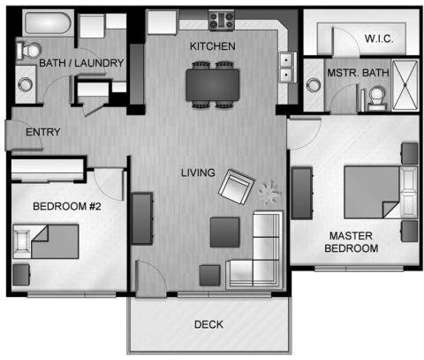 2 Beds - The Courtyards at River District at 21580 E Bitterroot Ln in Liberty Lake WA is a Apartment