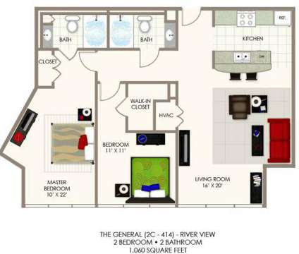 2 Beds - One Lytle Place Apartments at 621 E Mehring Way in Cincinnati OH is a Apartment