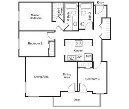 3 Beds - Newberry Square at 16116 Ash Way in Lynnwood WA is a Apartment