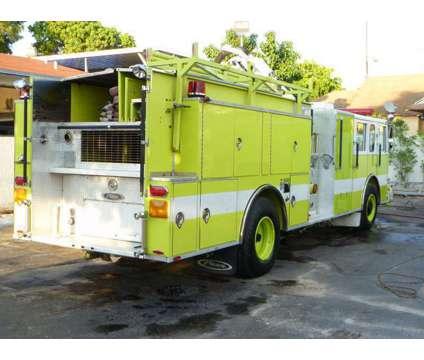 1992 Pierce Javelin Fire Truck is a 1992 Commercial Trucks & Trailer in Miami FL