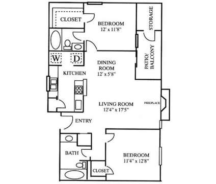 2 Beds - Barrington at Park Place at 3220 Duval Road in Austin TX is a Apartment