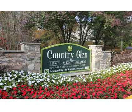 1 Bed - Country Glen Apartments at 600 Meridian St Extension in Groton CT is a Apartment